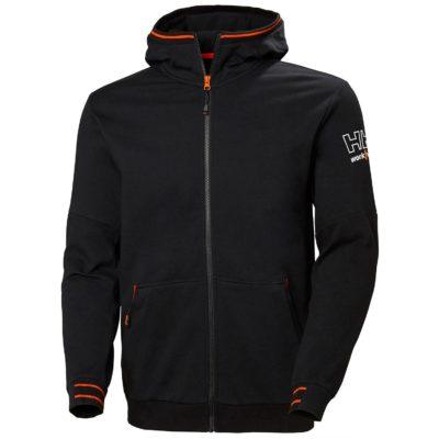 Kensington zip hoodie