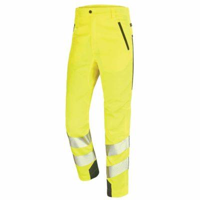 Pantalon Leger jaune hv